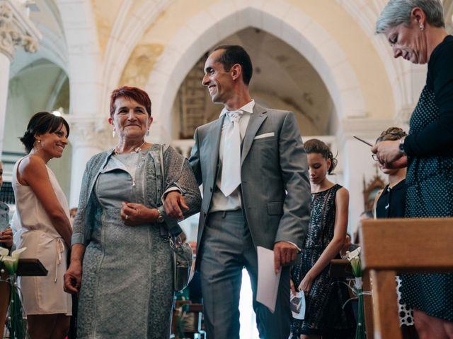 Le mariage de Henrique et Marion à Roiffieux, Ardèche 52