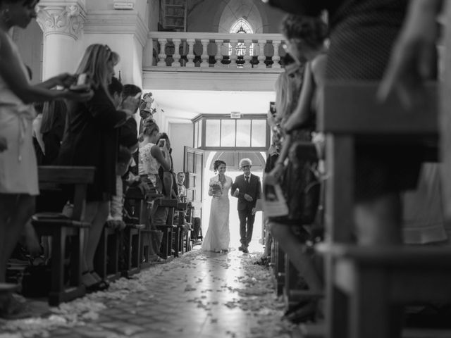 Le mariage de Henrique et Marion à Roiffieux, Ardèche 53