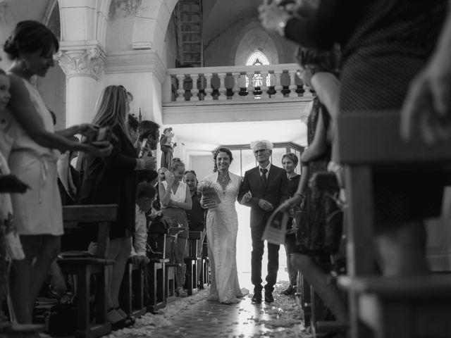 Le mariage de Henrique et Marion à Roiffieux, Ardèche 54