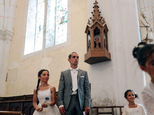 Le mariage de Henrique et Marion à Roiffieux, Ardèche 56