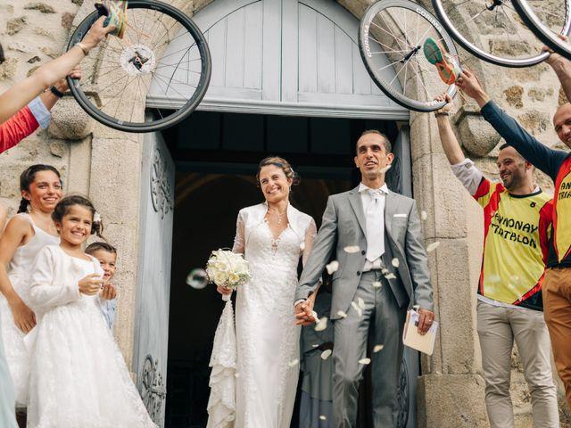 Le mariage de Henrique et Marion à Roiffieux, Ardèche 61