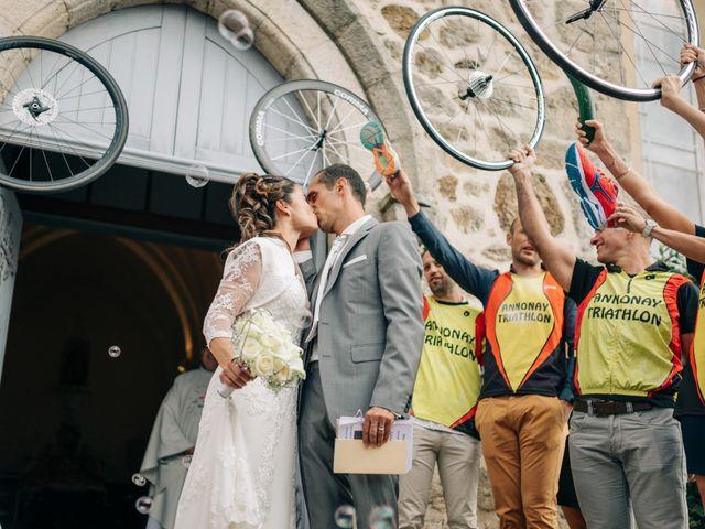 Le mariage de Henrique et Marion à Roiffieux, Ardèche 62