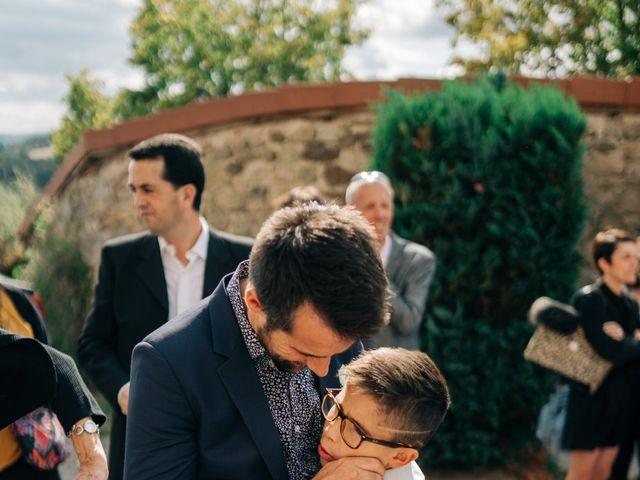 Le mariage de Henrique et Marion à Roiffieux, Ardèche 63