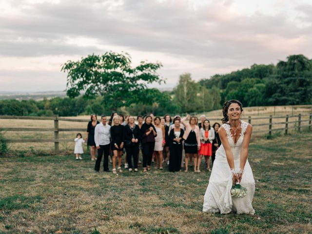Le mariage de Henrique et Marion à Roiffieux, Ardèche 72
