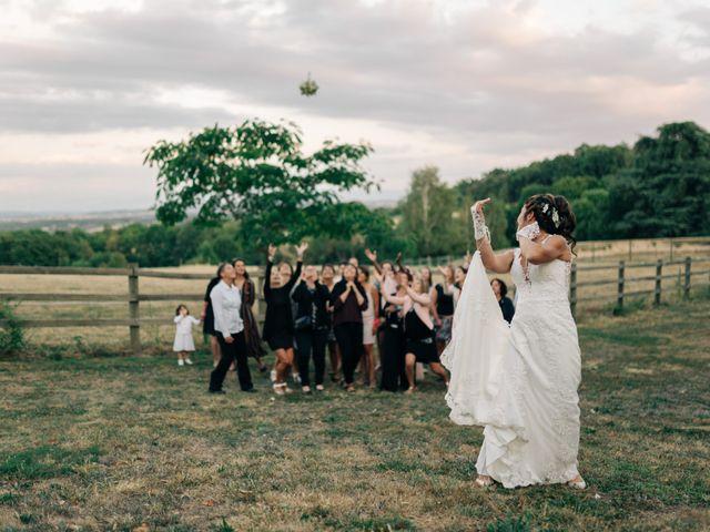 Le mariage de Henrique et Marion à Roiffieux, Ardèche 73