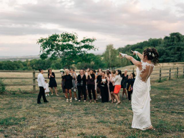 Le mariage de Henrique et Marion à Roiffieux, Ardèche 75