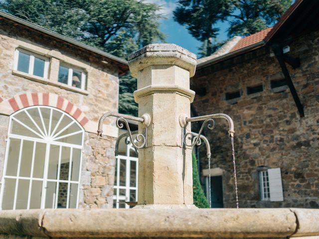 Le mariage de Henrique et Marion à Roiffieux, Ardèche 1