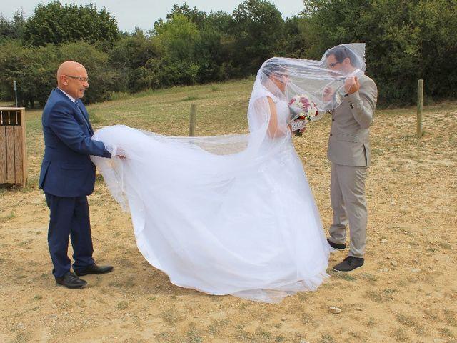 Le mariage de Romain  et Sandra à Valence, Drôme 32