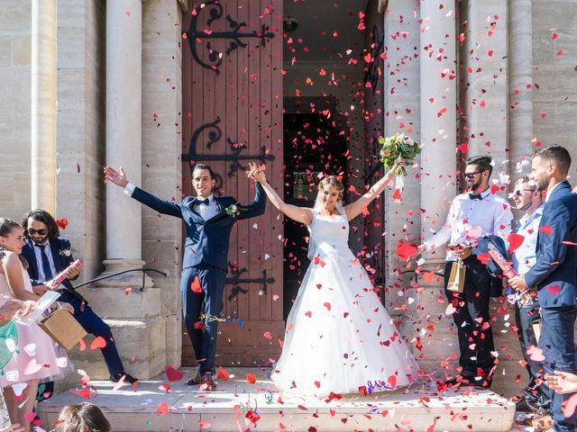 Le mariage de Romain et Samia à Nîmes, Gard 14