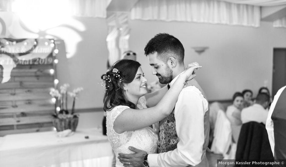 Le mariage de Manu et Anaïs à Quesmy, Oise