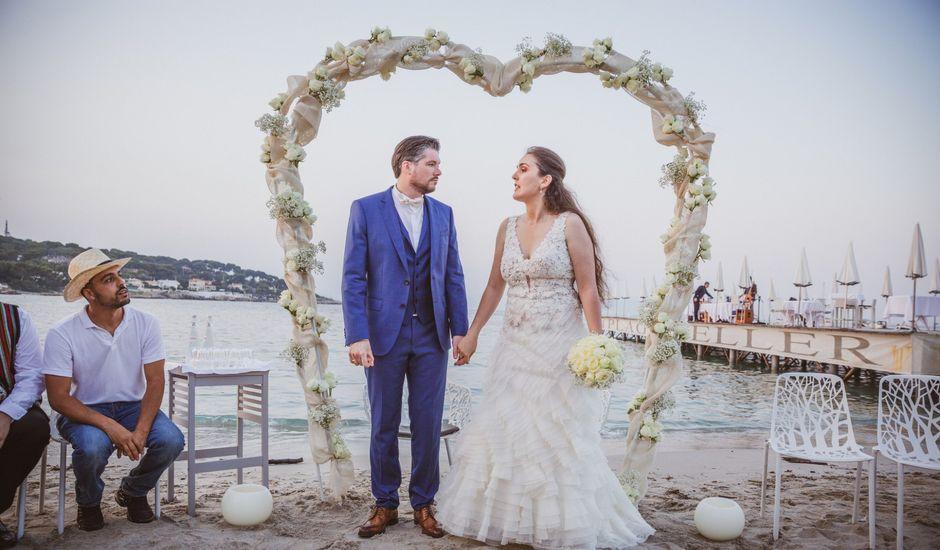 Le mariage de Pierre Stéphane et Audrey à Antibes, Alpes-Maritimes