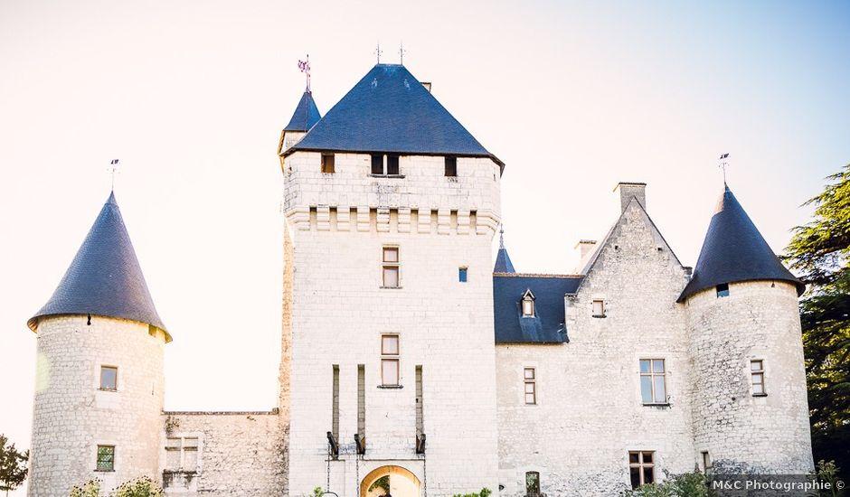 Le mariage de Mathieu et Camille à Tours, Indre-et-Loire