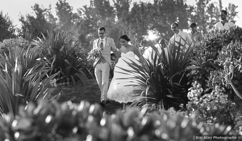 Le mariage de Ludovic et Angélique à Saint-Pierre, La Réunion