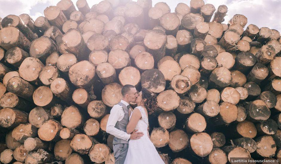 Le mariage de Robert et Amina à Le Thillot, Vosges