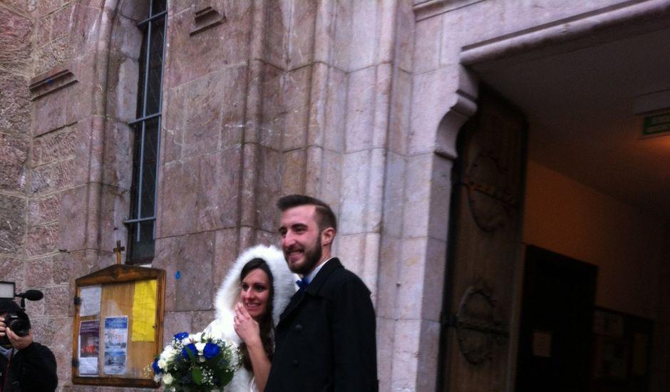 Le mariage de Benjamin et Laetitia à Abondance, Haute-Savoie