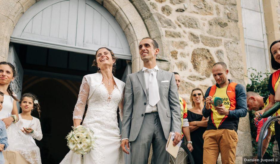 Le mariage de Henrique et Marion à Roiffieux, Ardèche