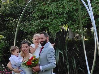 Le mariage de Sandra et Fabien 1