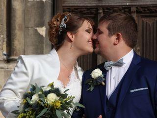 Le mariage de Aurélia  et Julien