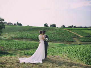 Le mariage de Célia et Diodem