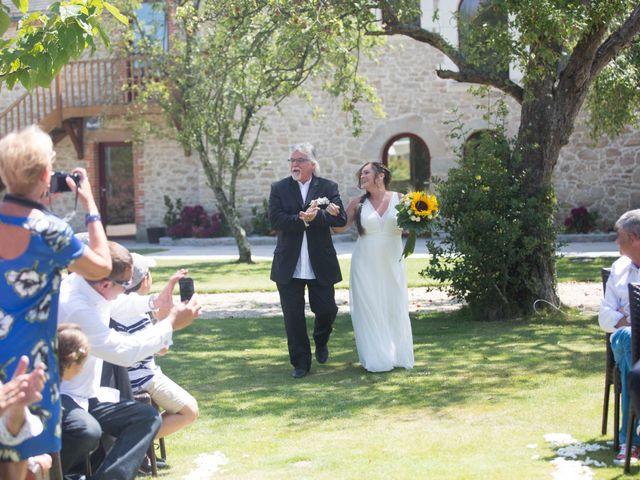 Le mariage de Julien et Adeline à Nantes, Loire Atlantique 24