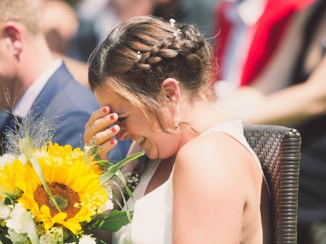 Le mariage de Julien et Adeline à Nantes, Loire Atlantique 35