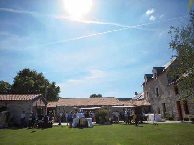 Le mariage de Julien et Adeline à Nantes, Loire Atlantique 48