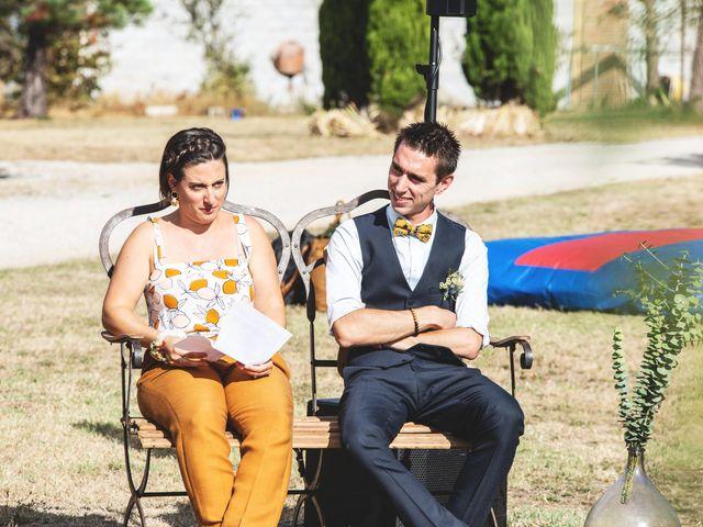 Le mariage de Elian et Anaïs à Auterive, Haute-Garonne 123