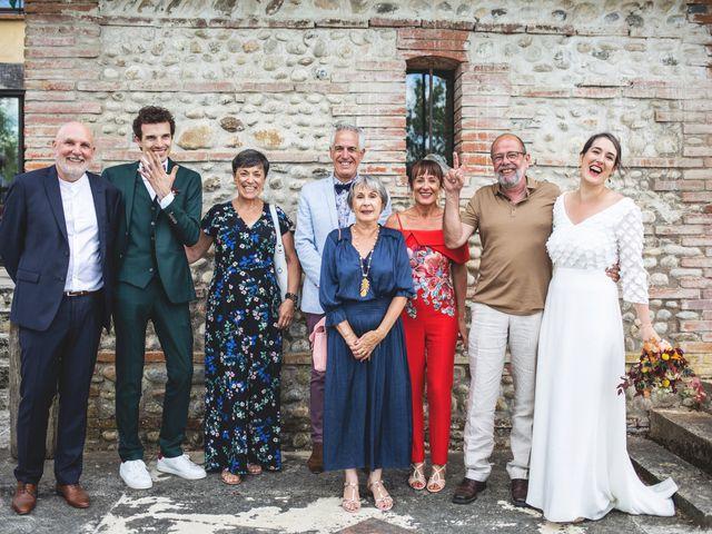 Le mariage de Elian et Anaïs à Auterive, Haute-Garonne 154