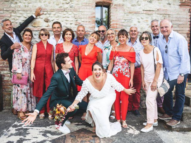 Le mariage de Elian et Anaïs à Auterive, Haute-Garonne 155