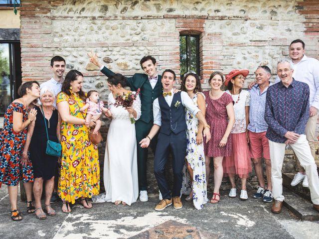 Le mariage de Elian et Anaïs à Auterive, Haute-Garonne 156
