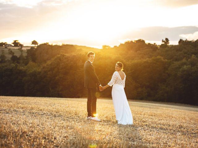 Le mariage de Anaïs et Elian