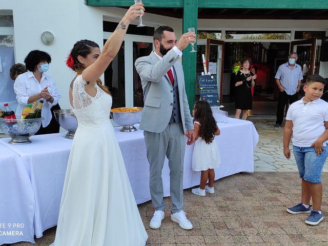 Le mariage de Sandra et Fabien