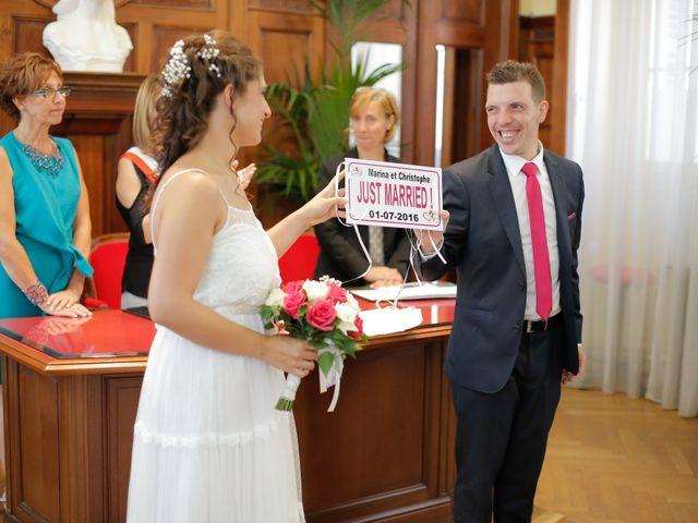 Le mariage de Christophe et Marina à Nice, Alpes-Maritimes 25