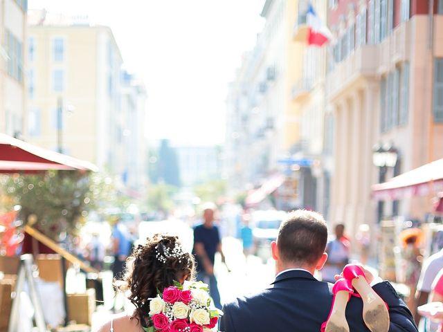 Le mariage de Christophe et Marina à Nice, Alpes-Maritimes 46