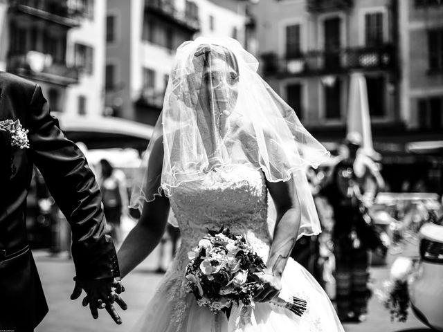 Le mariage de Christophe et Marina à Nice, Alpes-Maritimes 94