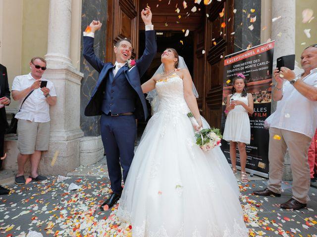 Le mariage de Christophe et Marina à Nice, Alpes-Maritimes 111