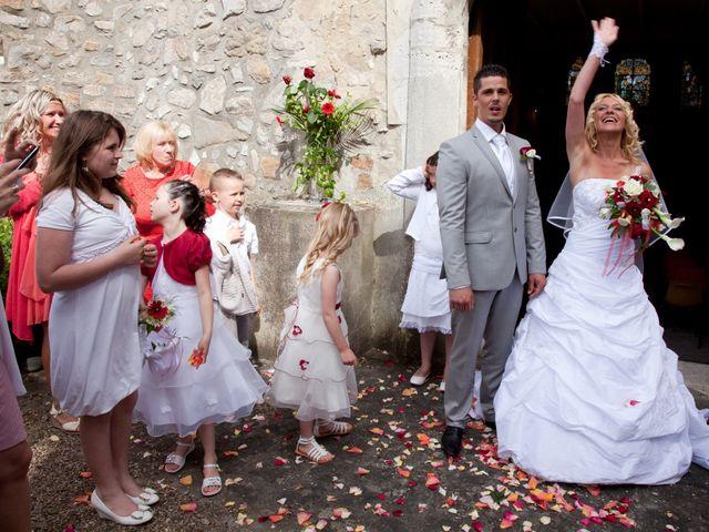 Le mariage de Sabrina et Laurent