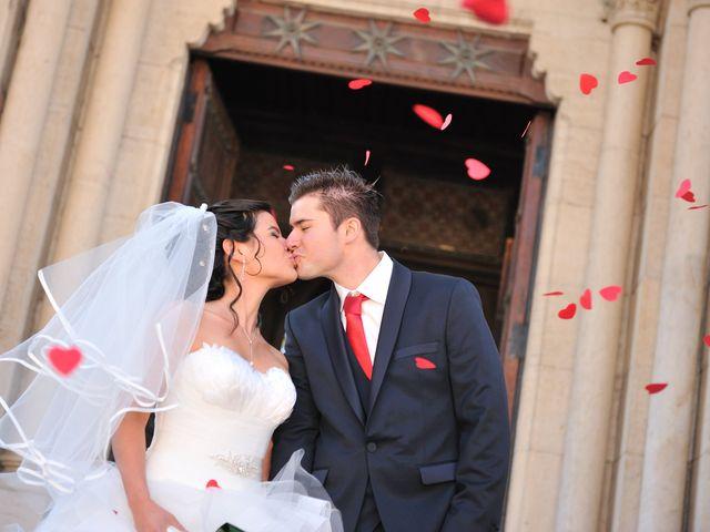 Le mariage de Caroline et Damascène à Fleurie, Rhône 8