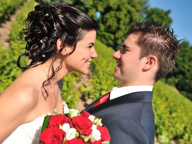 Le mariage de Caroline et Damascène à Fleurie, Rhône 12