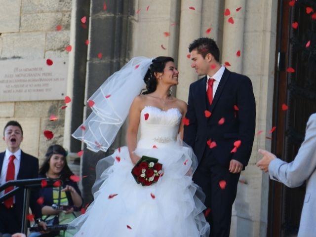 Le mariage de Damascène et Caroline