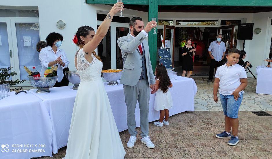 Le mariage de Fabien et Sandra à Anglet, Pyrénées-Atlantiques