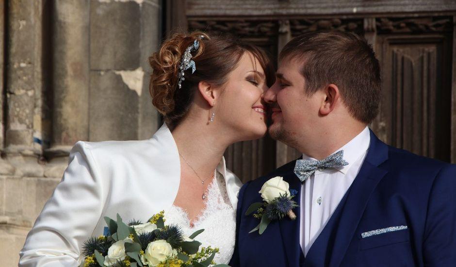 Le mariage de Julien et Aurélia  à Clermont, Oise