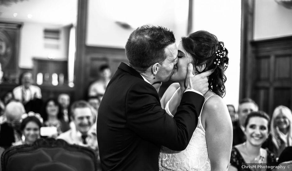Le mariage de Christophe et Marina à Nice, Alpes-Maritimes
