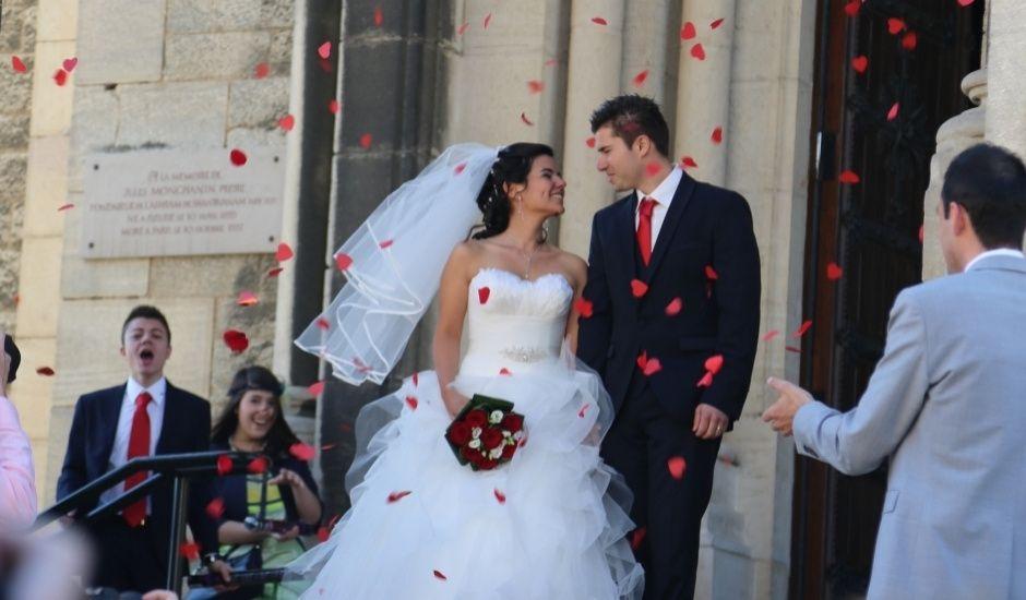 Le mariage de Caroline et Damascène à Fleurie, Rhône