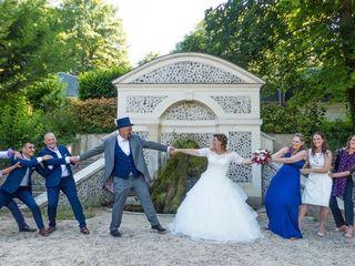 Le mariage de Andre et Julie