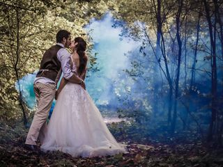 Le mariage de Polgara et Durnik