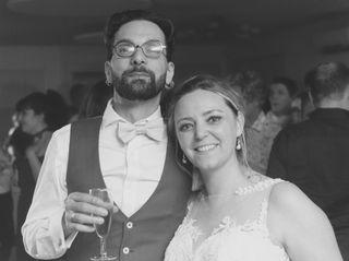 Le mariage de Arnaud et Nathalie 1