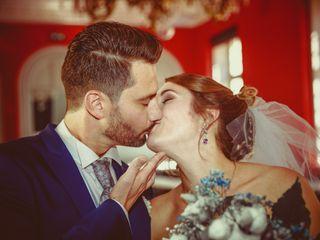 Le mariage de Nicole et Nicolas
