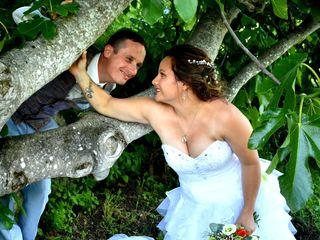 Le mariage de Sarah et Léandre