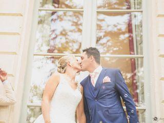 Le mariage de Lili et Chris